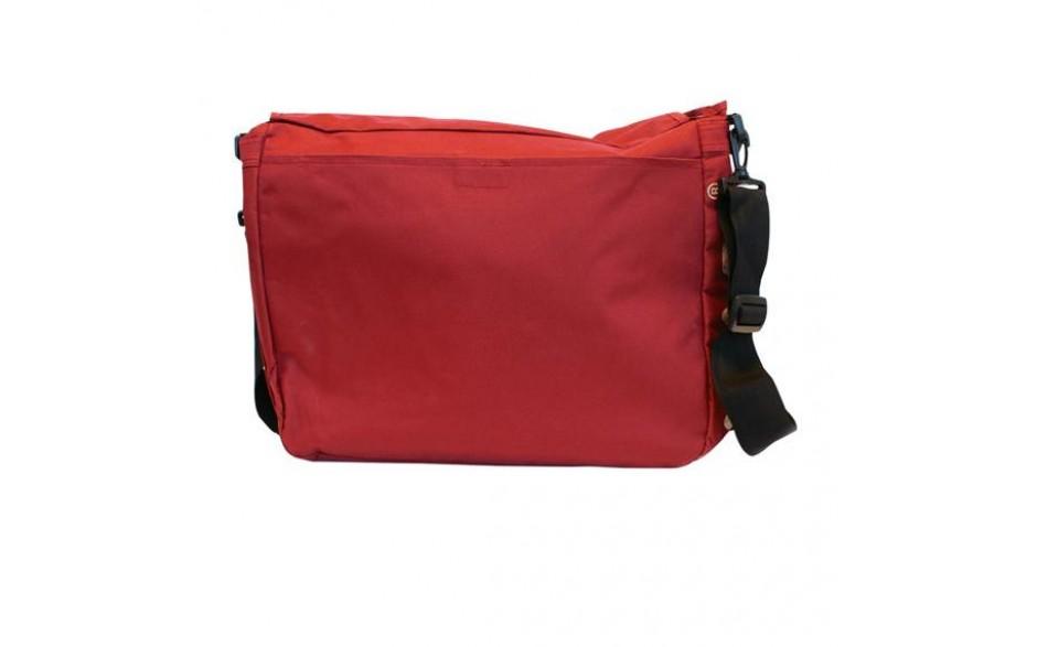 Punainen Chanel Laukku : Punainen retro atari laukku alphageek