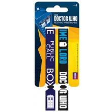 Dr Who Festivaalinauhat