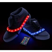 Light Kicks LED Kenkä Valo Järjestelmä