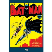 BATMAN - NO 1 JULISTE