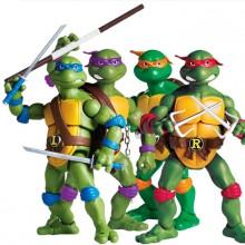 Turtles Toimintahahmot