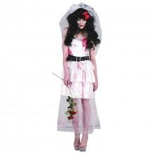 Zombie Bride Naamiaispuku