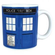 Doctor Who Tardis Kahvi Muki