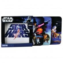 Star Wars Lasinaluset Setti