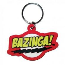 Big Bang Theory Bazinga Avaimenperä