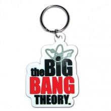 Big Bang Theory Logo Avaimenperä