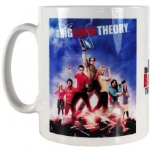 Big Bang Theory Laptop Muki