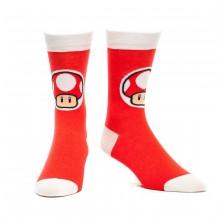 Nintendo Sukat Punainen Sieni