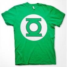 Green Lantern Logo T-Paita Vihreä