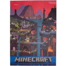 Minecraft Sam Cube Juliste