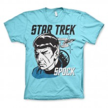 Star Trek & Spock T-Paita