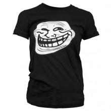 Trollface Naisten T-Paita