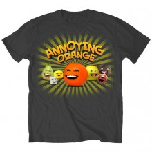 Annoying Orange Team T-Paita