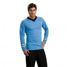 Star Trek Classic Deluxe Sininen Paita