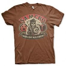 SAMCRO - Men Of Mayhem T-Paita