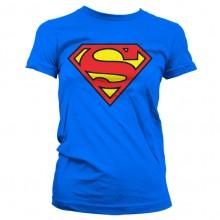Naisten Superman T-paita