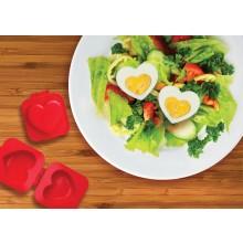 Eggspress - Sydämenmuotoinen Munanpuristin