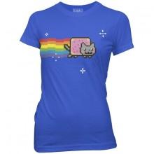 Nyan Cat Naisten T-paita