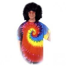 Batiikki T-paita Hippi