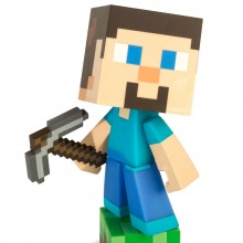 Minecraft Steve Vinyyli