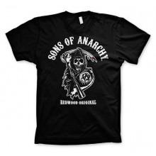 Sons Of Anarchy - Redwood Original T-Paita