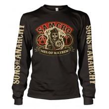 SAMCRO - Men Of Mayhem Long Sleeve T-Paita