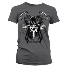 Sons Of Anarchy Engine Reaper Naisten T-Paita