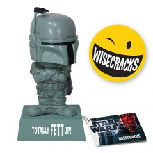 Star Wars Bobba Fett Wisecracks Bobble Head