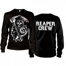 Sons Of Anarchy SOA Reaper Crew Long Sleeve T-Paita