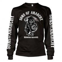 Sons Of Anarchy - Redwood Original Long Sleeve T-paita