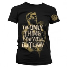 Sons Of Anarchy The Only Thing I Do Well Girly T-Paita