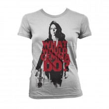Sons Of Anarchy What Would Gemma Do? Girly T-Paita