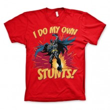 Batman - I Do My Own Stunts T-Paita