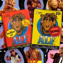 ALF Keräilykortit