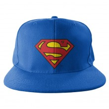 Superman Shield Snapback Lippis