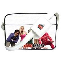 The Big Bang Theory Olkalaukku Hahmot
