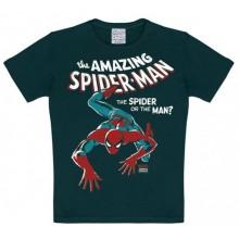 Marvel The Amazing Spiderman Lasten T-Paita Musta