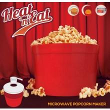 Heat 'n' Eat - Mikroaaltouuni popcorn kone