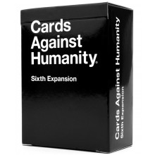 Cards Against Humanity: Sixth US Expansion