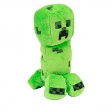 Minecraft Creeper 17cm Pehmolelu