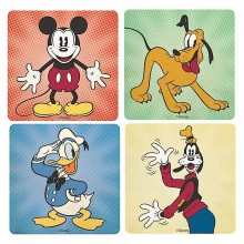 Disney Mikki Hiiri Ystävineen Lasinalunen