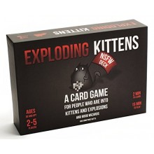 Exploding Kittens NSWF Edition