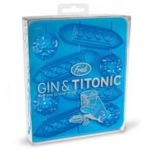 Gin & Titonic Jäämuotit