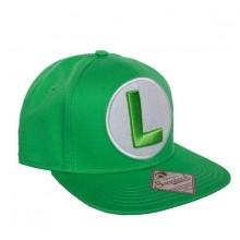Nintendo Luigi Logo Lippis