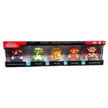 Nintendo Pienoishahmot 5-Pakkaus Wave 2