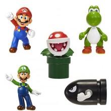 Nintendo Pienoishahmot 5-Pakkaus Wave 1