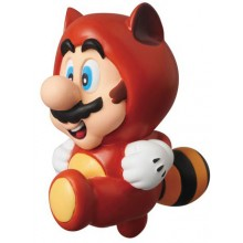 Nintendo Pienoishahmo Tanuki Mario