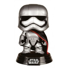 Star Wars Pop! Vinyl Bobble-Head Captain Phasma