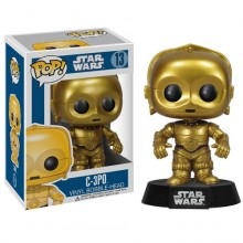 Star Wars C-3PO Series 2 POP! Vinyl Bobble Figure