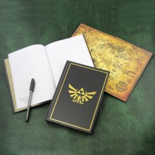 Zelda Hyrule MuistilehtiÖ